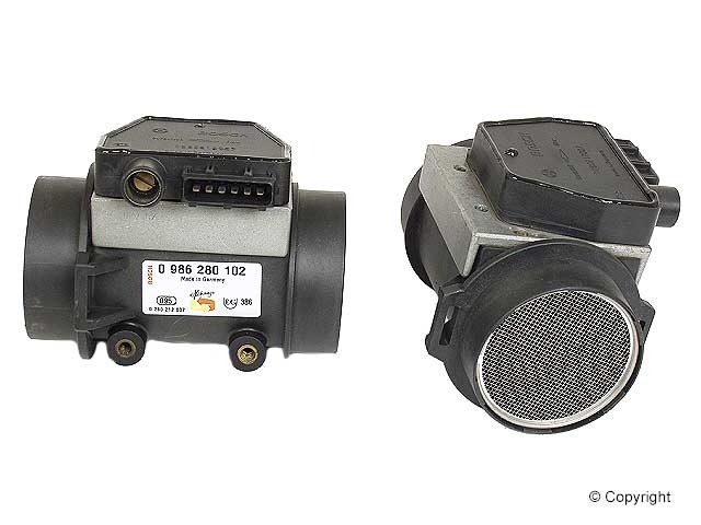 Volvo Mass Air Flow Sensor 0986280102