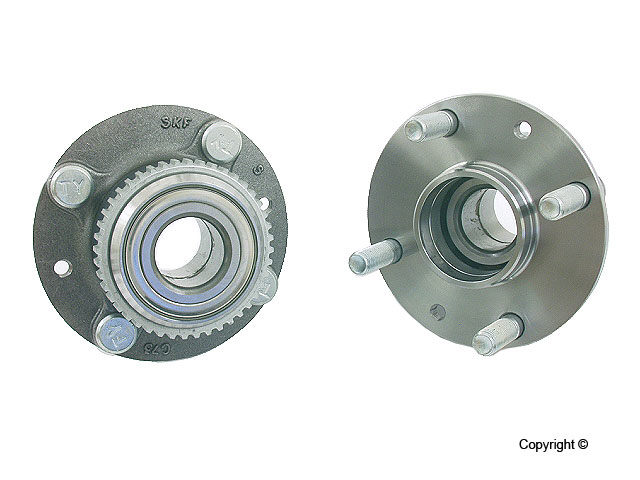 Kia Axle Bearing and Hub Assy HBBAF0006D