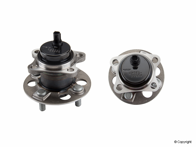 Toyota Axle Bearing and Hub Assy 3DACF026F24HS