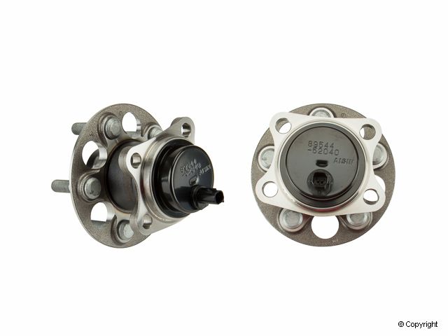 Toyota Axle Bearing and Hub Assy 3DACF026F37BS