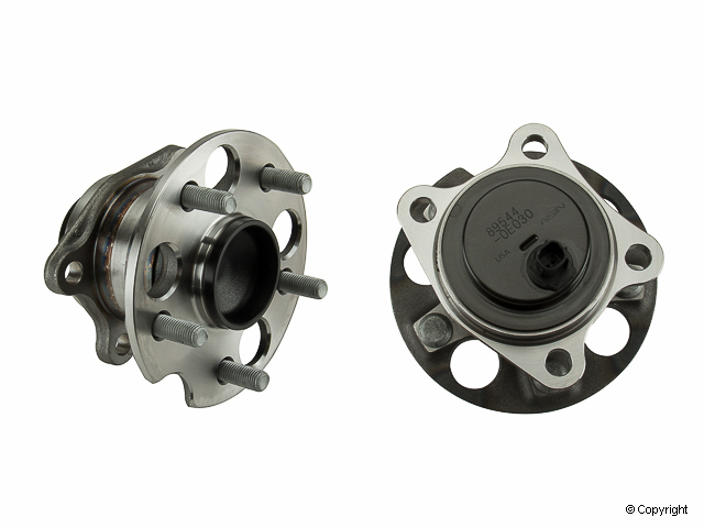 Toyota Axle Bearing and Hub Assy 3DACF033F4CS