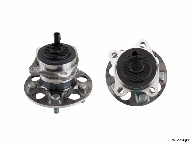 Toyota Axle Bearing and Hub Assy 3DACF033F4DS