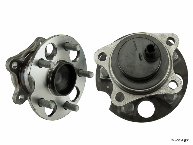 Toyota Axle Bearing and Hub Assy 3DACF033F5CS