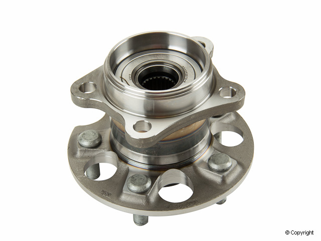 Toyota Axle Bearing and Hub Assy 3DACF037D11A
