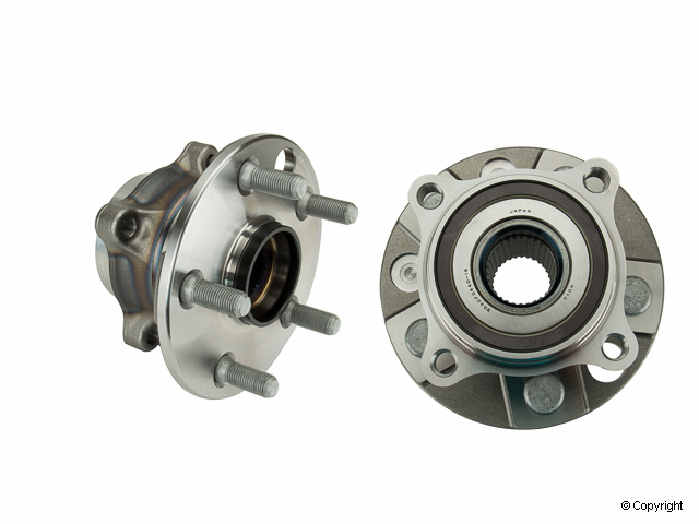 Lexus Axle Bearing and Hub Assy 3DACF044D14BR