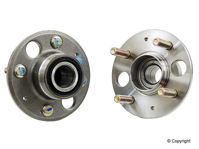 Acura Axle Bearing and Hub Assy HUB00853