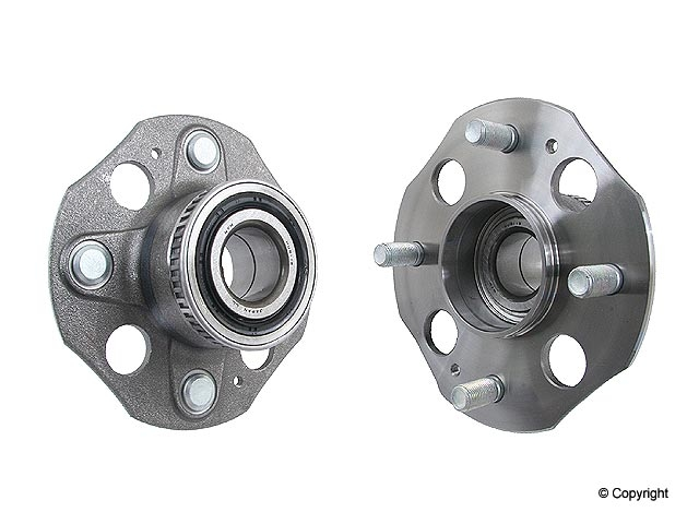 Acura Axle Bearing and Hub Assy HUB1121