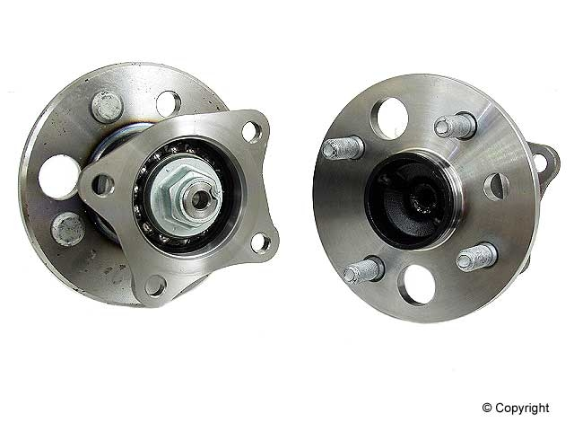 Toyota Axle Bearing and Hub Assy BR930336