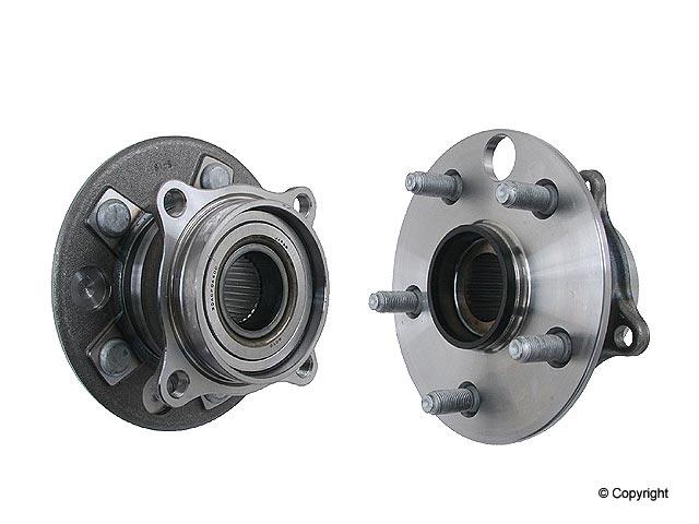 Lexus Axle Bearing and Hub Assy 3DACF044DC