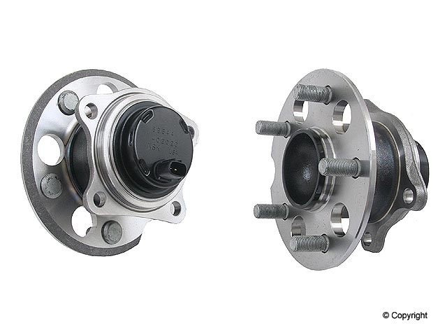 Toyota Axle Bearing and Hub Assy BR930437