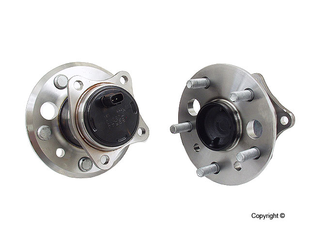 Toyota Axle Bearing and Hub Assy 3DACF026F16ASFG