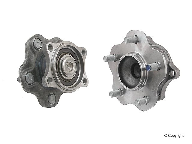 Nissan Axle Bearing and Hub Assy BR930362