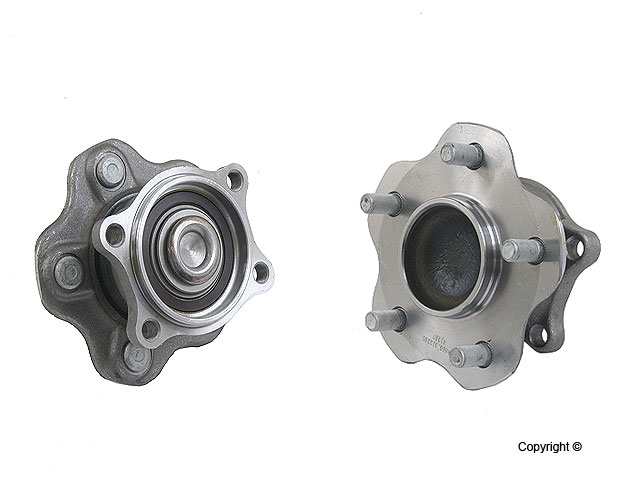 Nissan Axle Bearing and Hub Assy WH60512201