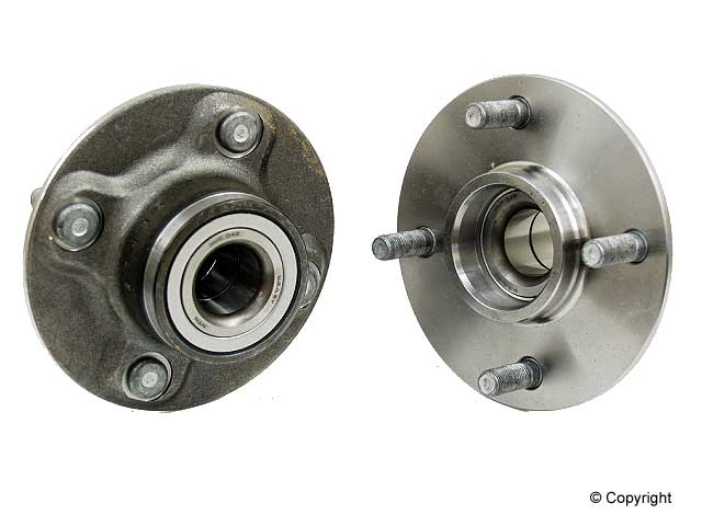 Nissan Axle Bearing and Hub Assy BR930130