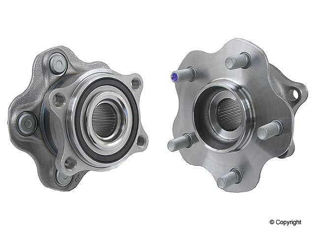 Nissan Axle Bearing and Hub Assy BR930477