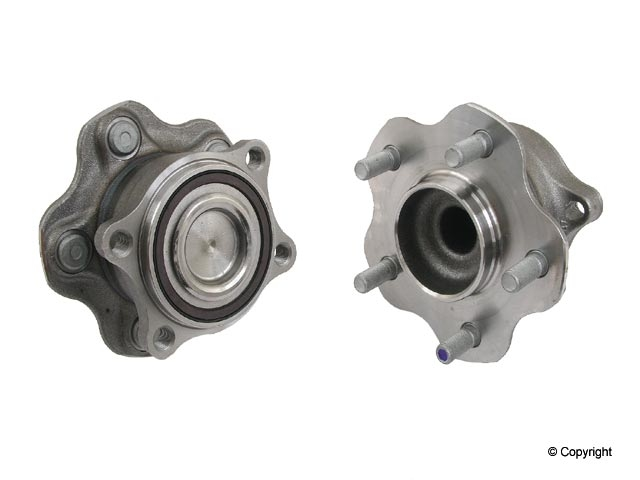 Nissan Axle Bearing and Hub Assy BR930657
