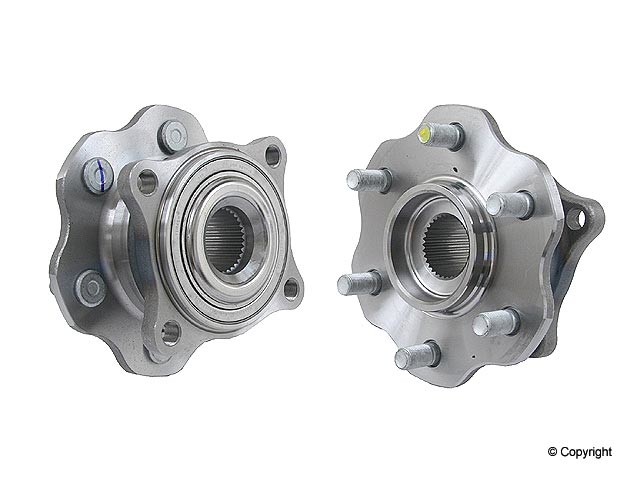 Nissan Axle Bearing and Hub Assy BR930605