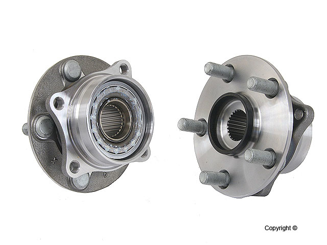 Toyota Axle Bearing and Hub Assy 3DACF038DB2D