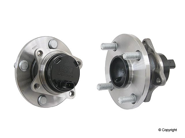 Toyota Axle Bearing and Hub Assy 3DACF026F6CS