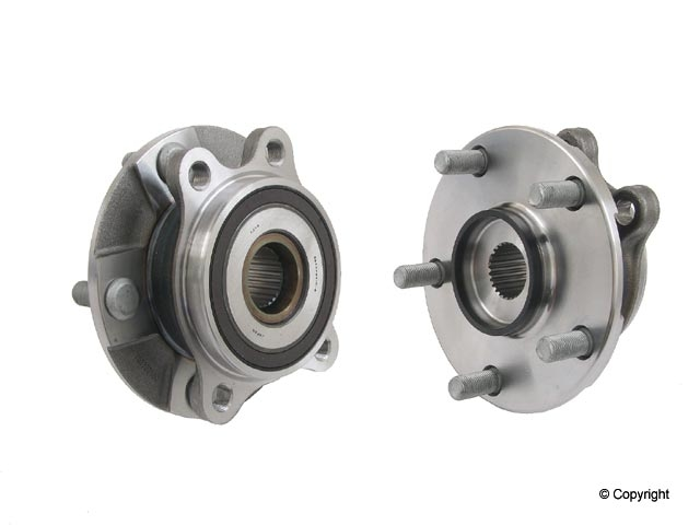 Toyota Axle Bearing and Hub Assy BR930615
