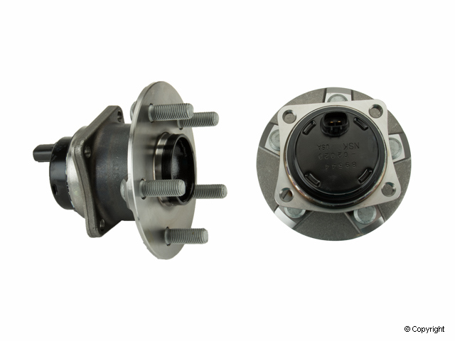 Toyota Axle Bearing and Hub Assy 49BWKHS16