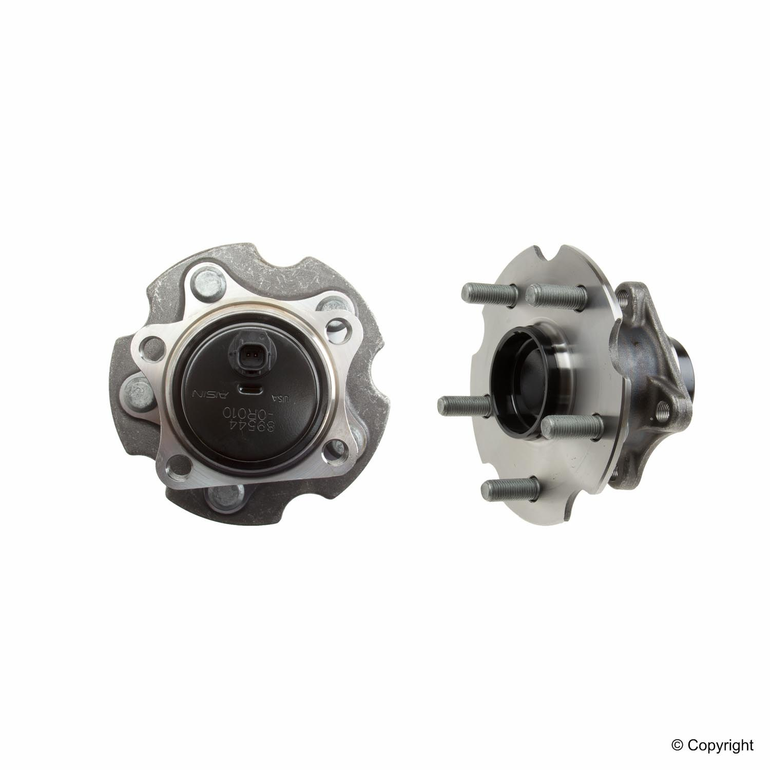 Toyota Axle Bearing and Hub Assy 49BWKHS62