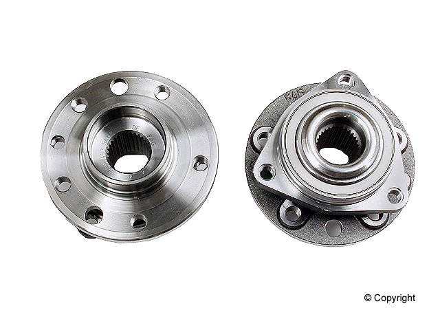 Saab Axle Bearing and Hub Assy 805150CC