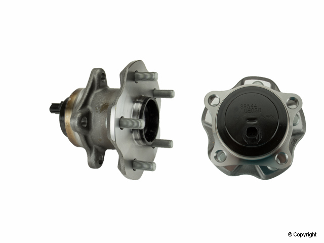 Lexus Axle Bearing and Hub Assy 56BWK507