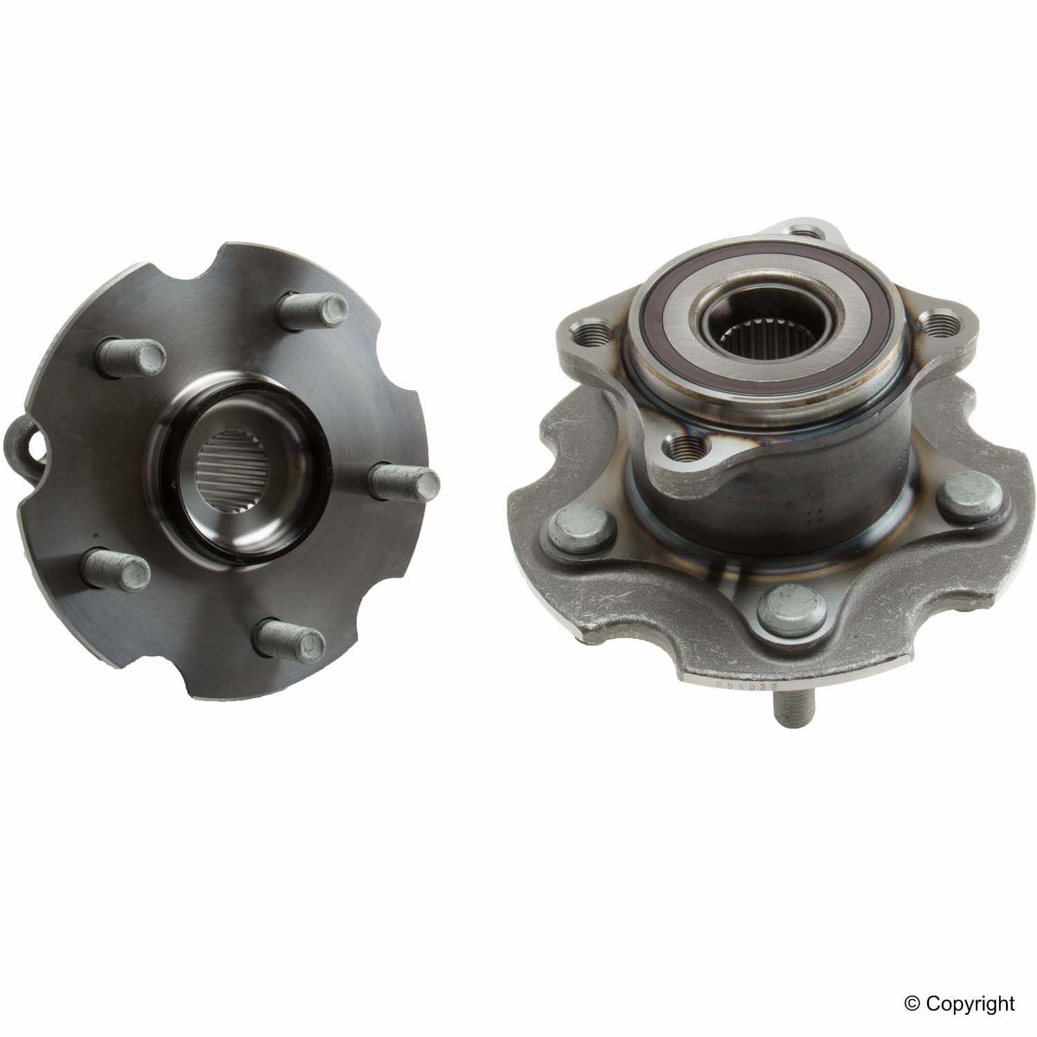 Toyota Axle Bearing and Hub Assy 58BWKH19