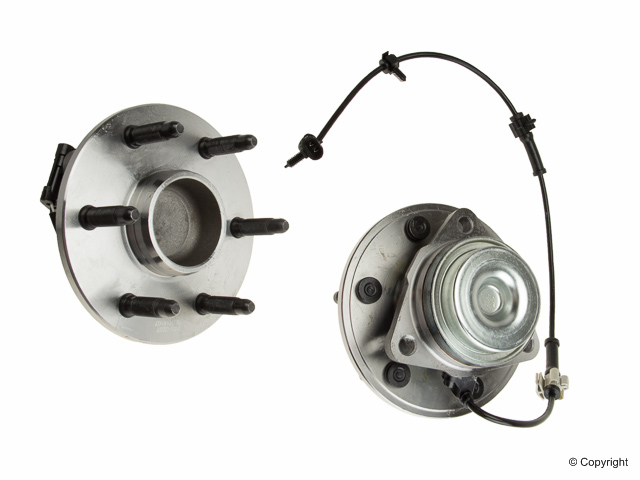 Chevrolet Axle Bearing and Hub Assy 7300237