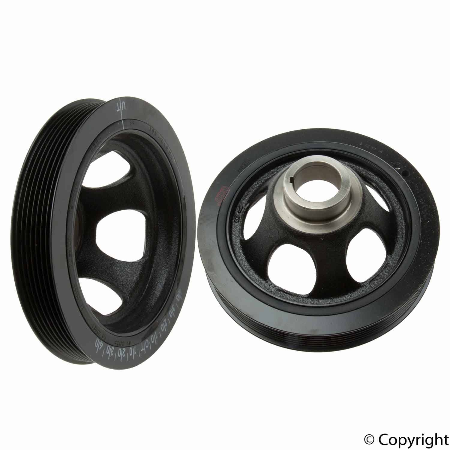 Mercedes Crankshaft Pulley 80001110