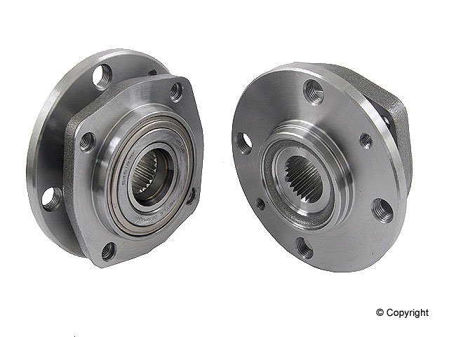 Saab Axle Bearing and Hub Assy 8140520002