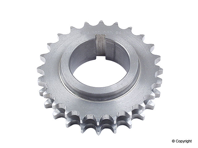 Porsche Intermediate Shaft Gear 90110512504