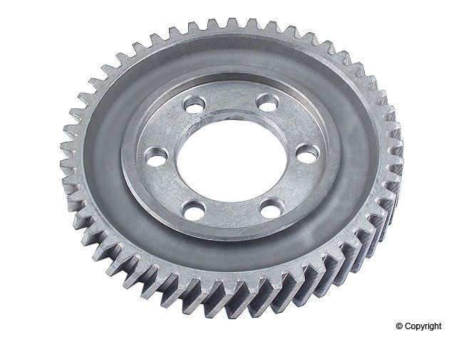 Porsche Intermediate Shaft Gear 93010513600