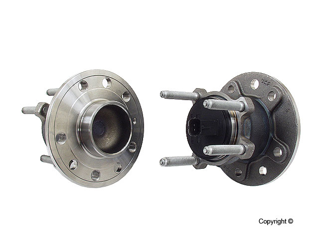 Saab Axle Bearing and Hub Assy BR930384