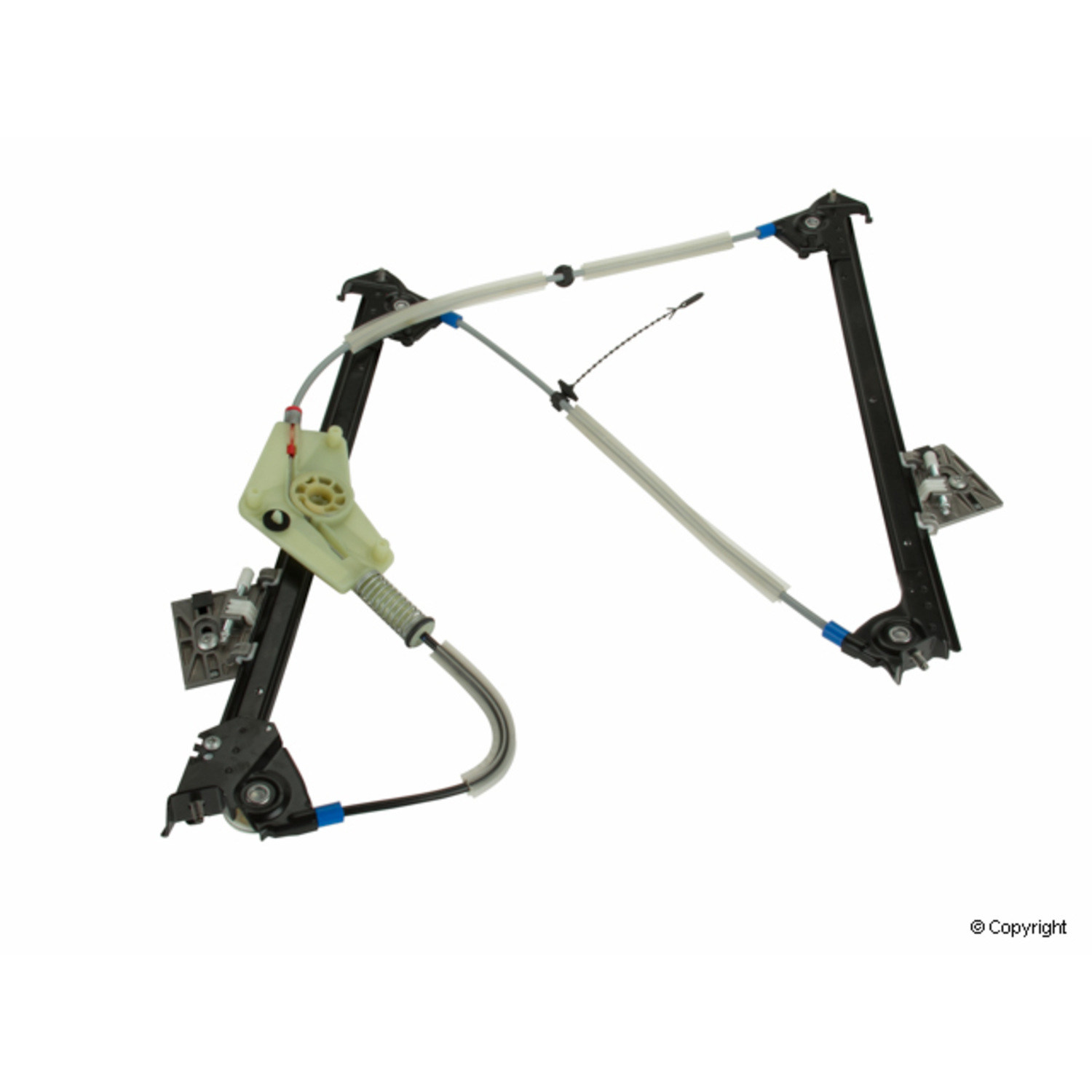 Porsche Window Regulator 98754207601