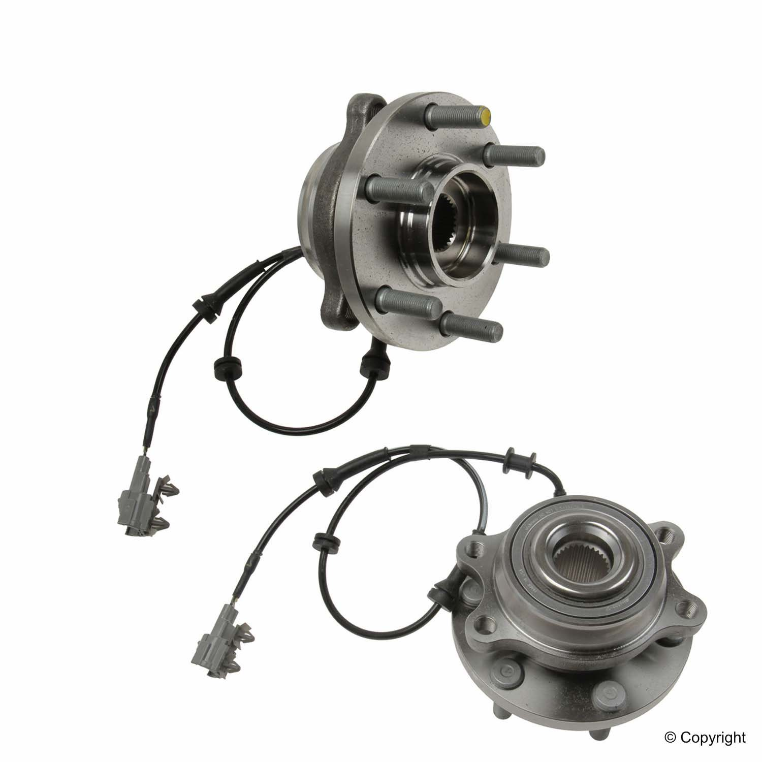 Nissan Axle Bearing and Hub Assy BR930638