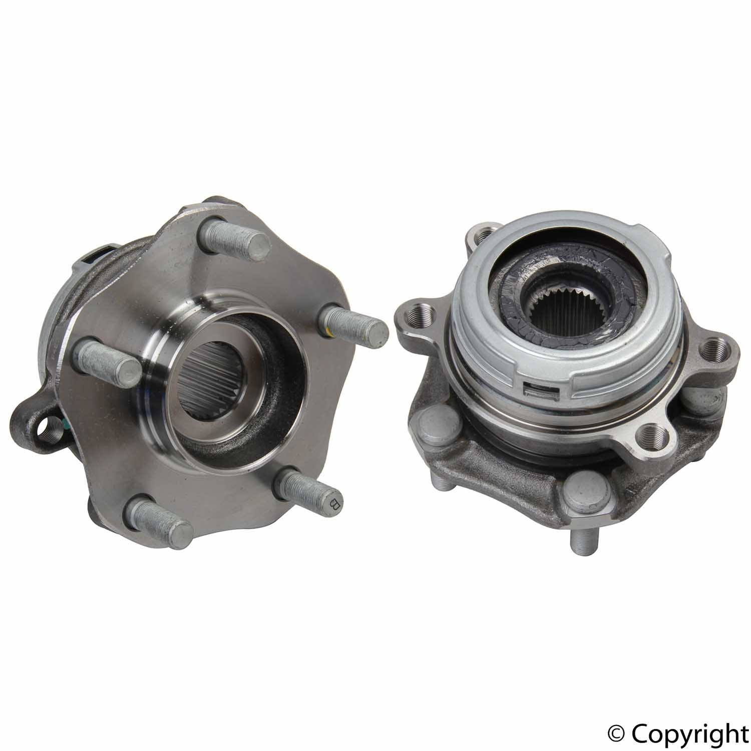 Nissan Axle Bearing and Hub Assy BR930655