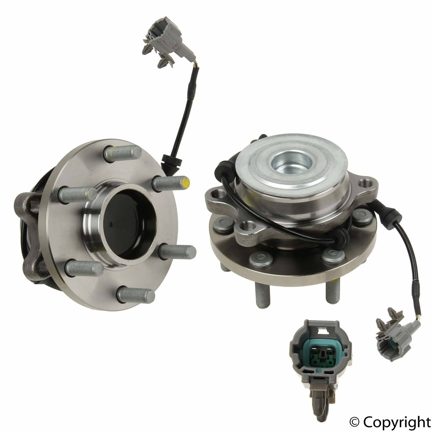 Nissan Axle Bearing and Hub Assy BR930659