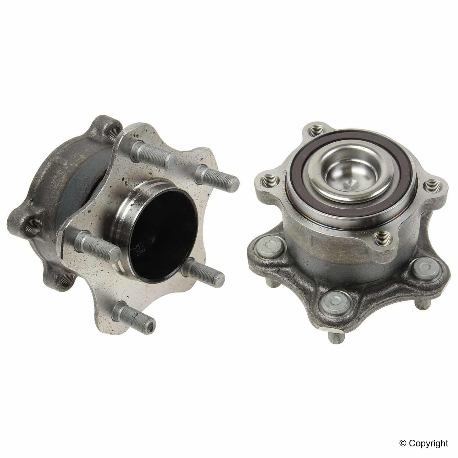 Nissan Axle Bearing and Hub Assy BR930746