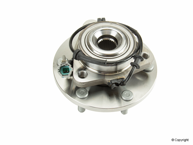 Nissan Axle Bearing and Hub Assy BR930829