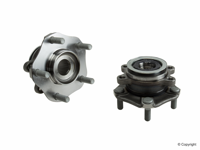 Nissan Axle Bearing and Hub Assy BR930872