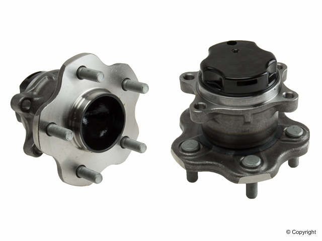 Nissan Axle Bearing and Hub Assy BR930873