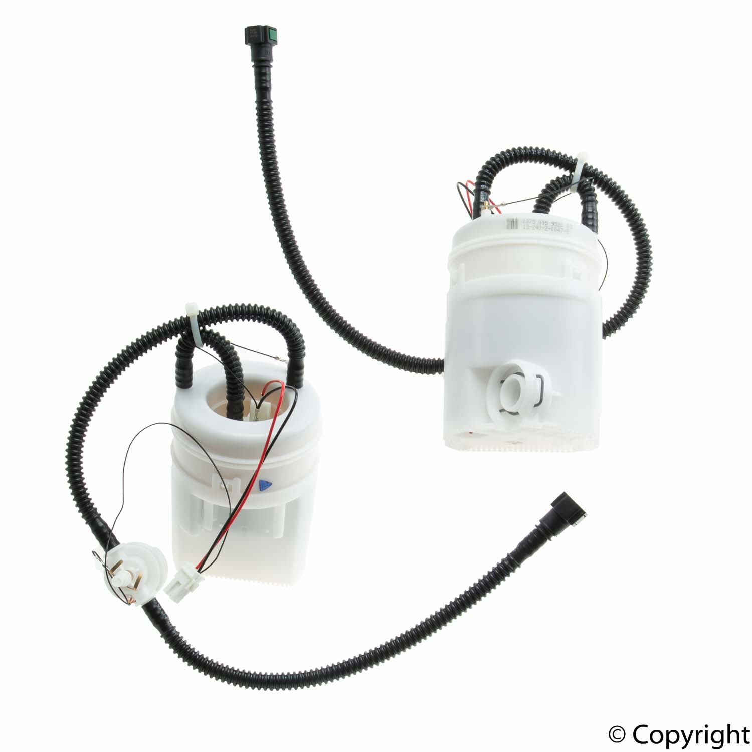 Land Rover Electric Fuel Pump WGS500051